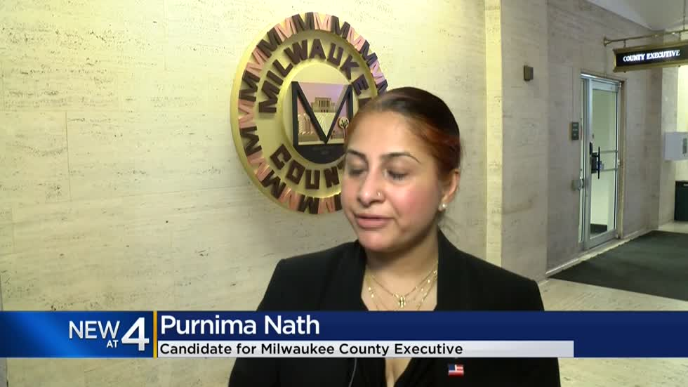 County executive candidate shares her version of surfaced video
