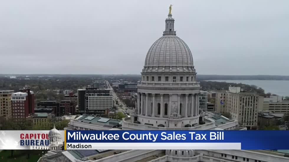 Milwaukee city and county leaders advocate for sales tax referendum
