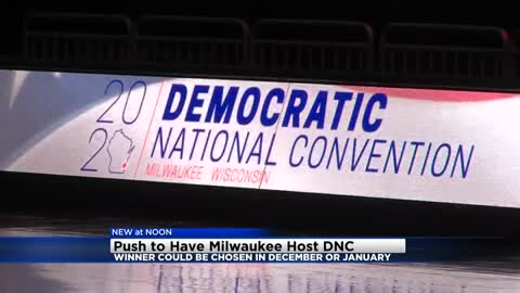 """This is bipartisan:"" Milwaukee remains top contender for DNC 2020 bid"