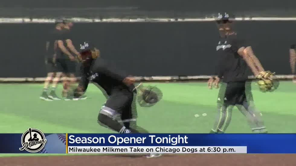 Milwaukee Milkmen return to the mound kicking off 2020 season
