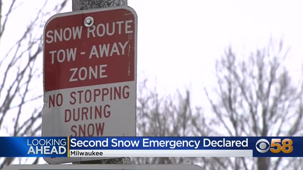 Snow emergency extended in Milwaukee -- here's what you should know