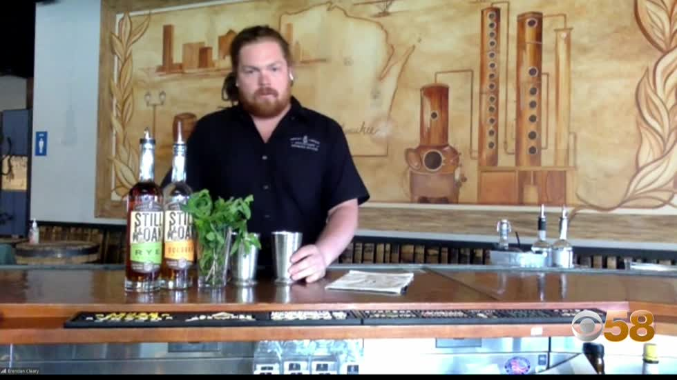 How to make the perfect mint julep ahead of the Kentucky Derby