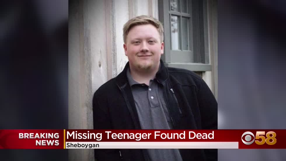 Body of missing 17-year-old found in Sheboygan