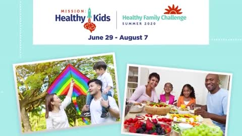 Healthy Kids encourages local families to get active, spend...