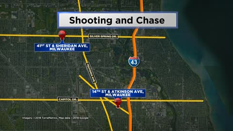 Shooting leads to north side pursuit, 3 in custody, victim in critical condition