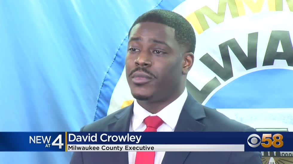 Milwaukee County Executive Crowley presents 2021 budget to county...