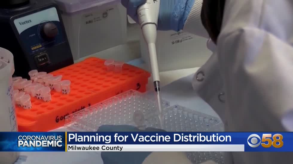 Leaders work to expedite arrival of COVID-19 vaccine in city of Milwaukee