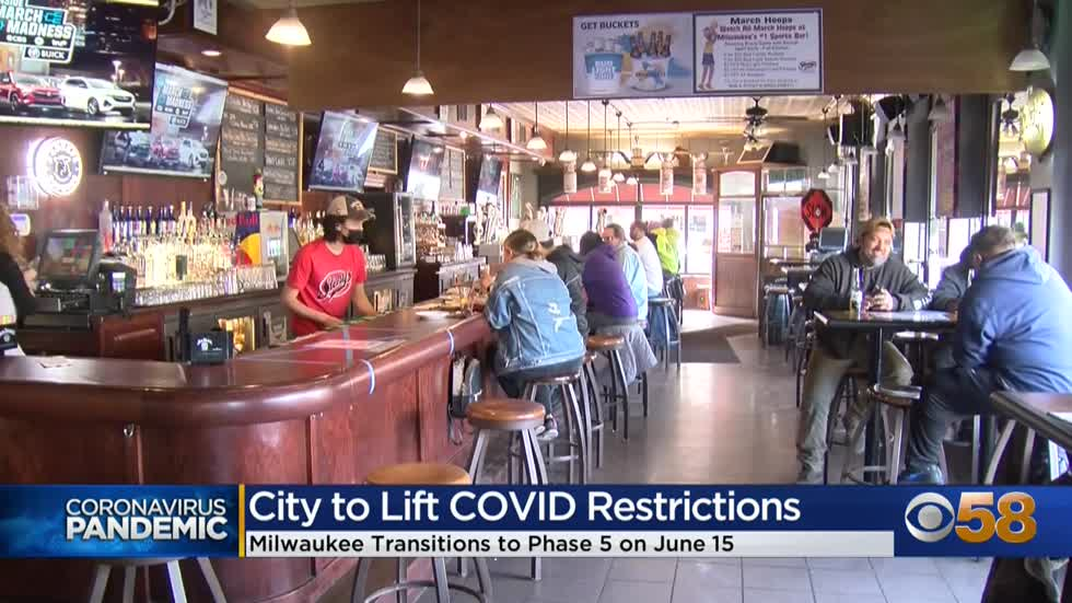 Milwaukee restaurants and festivals excited following city's...