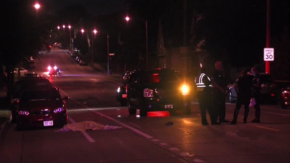 Update: Pedestrian hit, killed by car near 13th and Cleveland