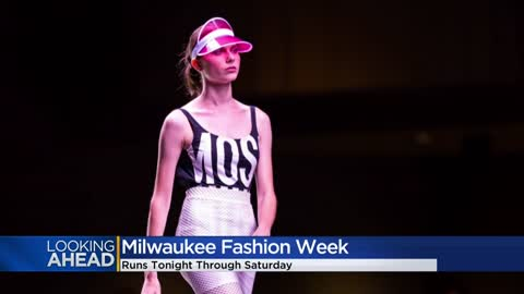 Milwaukee Fashion Week returns for 5th year Wednesday