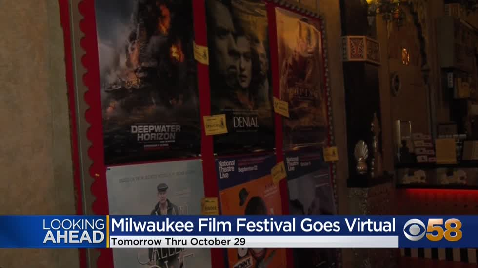 2020 Milwaukee Film Festival premieres virtually Oct. 15