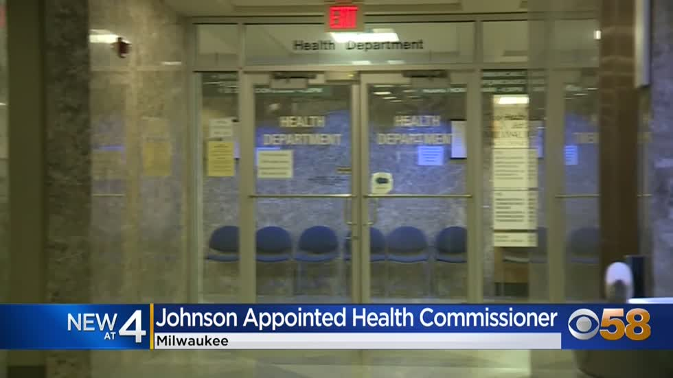 Barrett commissioner of health appointee 'ready to serve' city of Milwaukee