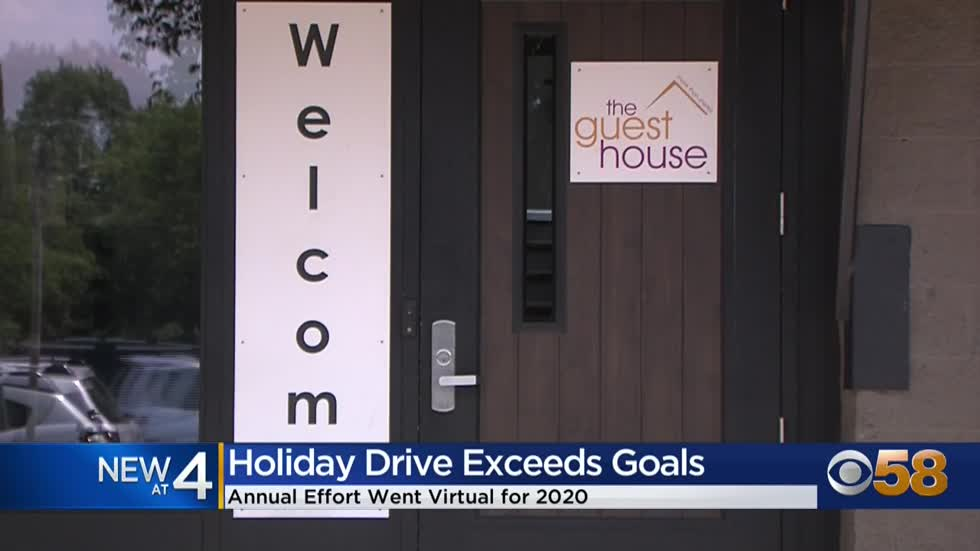 Milwaukee's 13th Annual Holiday Drive raises more than $5K