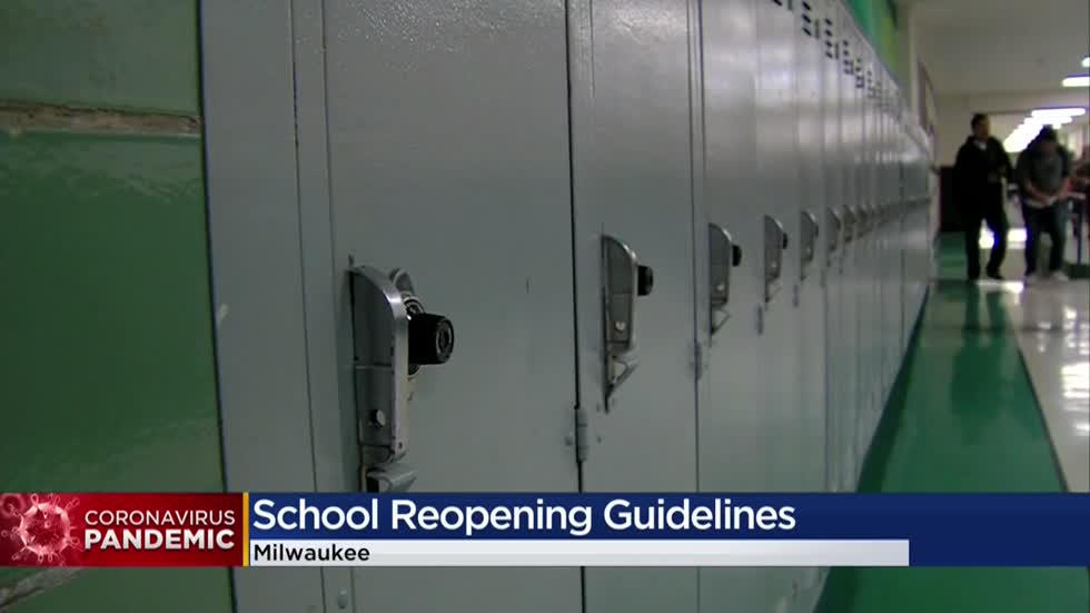 Milwaukee health department releases reopening plans for private, charter schools