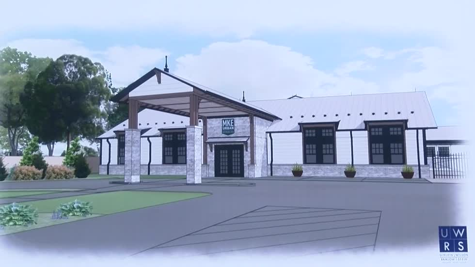 MKE Urban Stables breaks ground on first of its kind facility