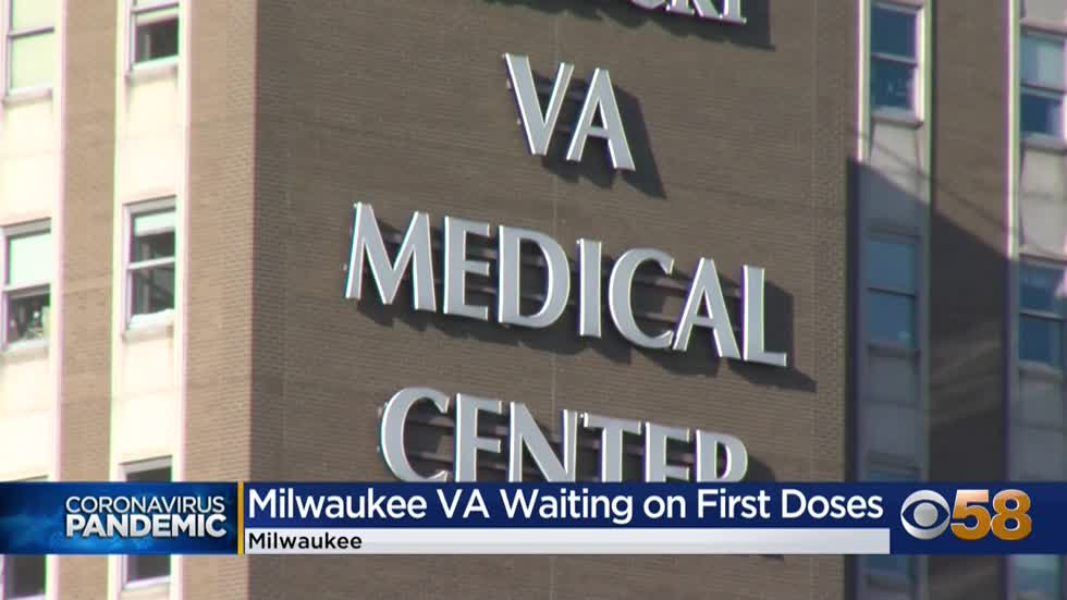 Milwaukee VA expected to receive 65K Covid-19 vaccine doses this month