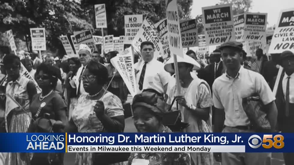 Milwaukee to celebrate MLK Day with virtual events