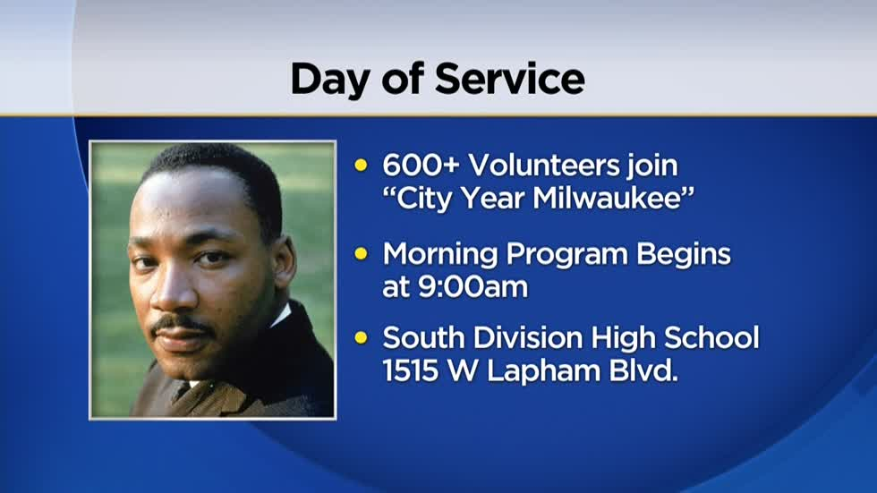 Martin Luther King Jr. Day celebrations to be held across southeastern Wisconsin