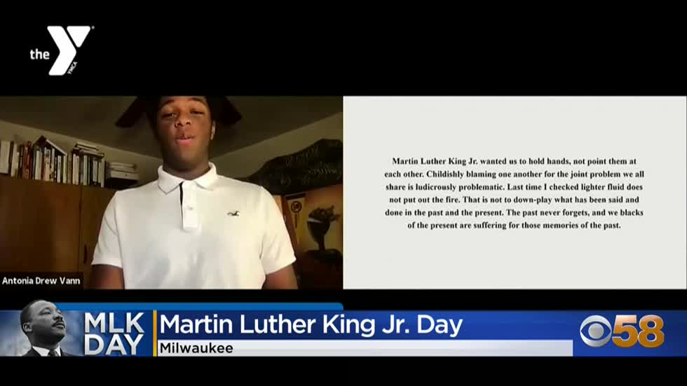 Local organizations honor MLK Jr. by helping others