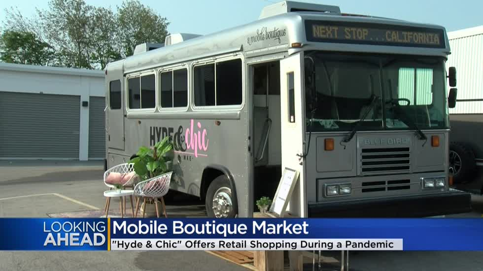 "Thursday's ""Mobile Boutique Market"" is like a ""fashion"" food truck"