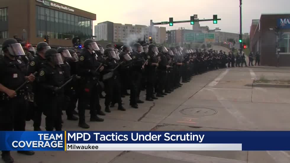 Common Council to look into MPD's response to reported Molotov cocktail incident involving protesters