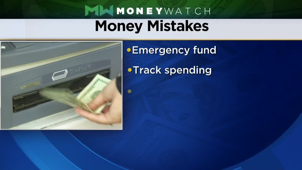 Money mistakes: Tips on how to improve your finances