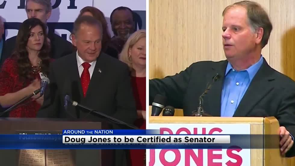 Roy Moore files lawsuit to block Alabama Senate result