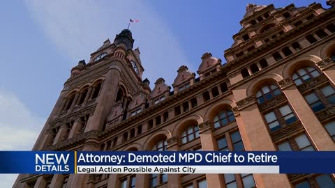 Former MPD Chief Morales intends to retire, potentially pursue...