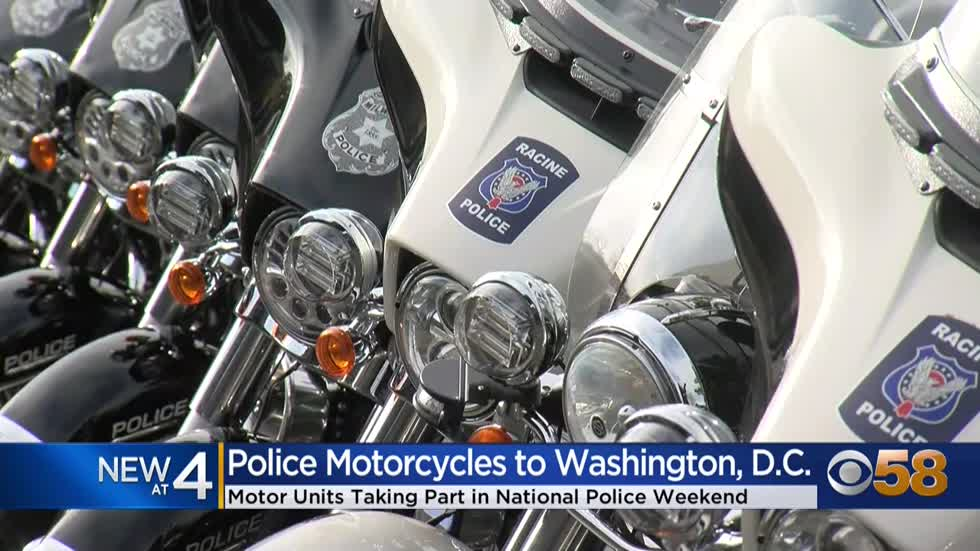 Area police agencies to come together to honor Wisconsin's fallen police officers