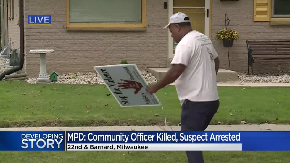 MPD identifies community service officer fatally shot in 'neighbor dispute' as 35-year-old Naeem Sarosh