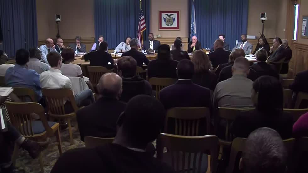 Milwaukee Common Council hears update on DOJ probe into police department