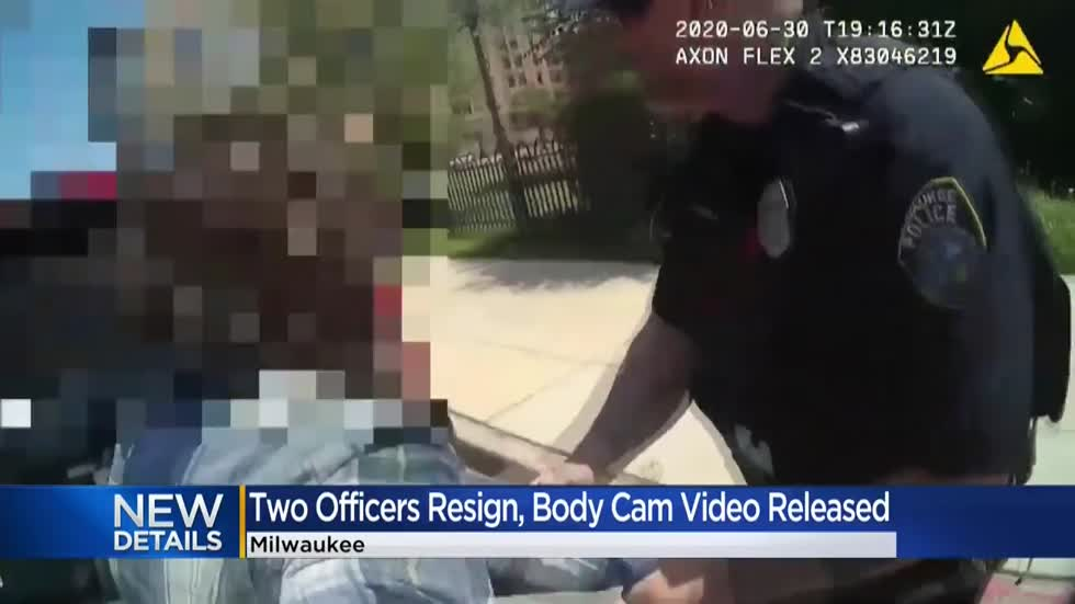 'Unacceptable behavior': MPD officers resign after body camera video shows misconduct against suspect