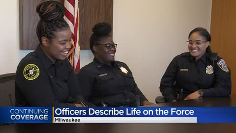 ' Milwaukee police officers describe life on the force, featured...