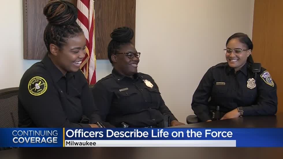 'See me for me:' Milwaukee police officers describe life on the force, featured in video