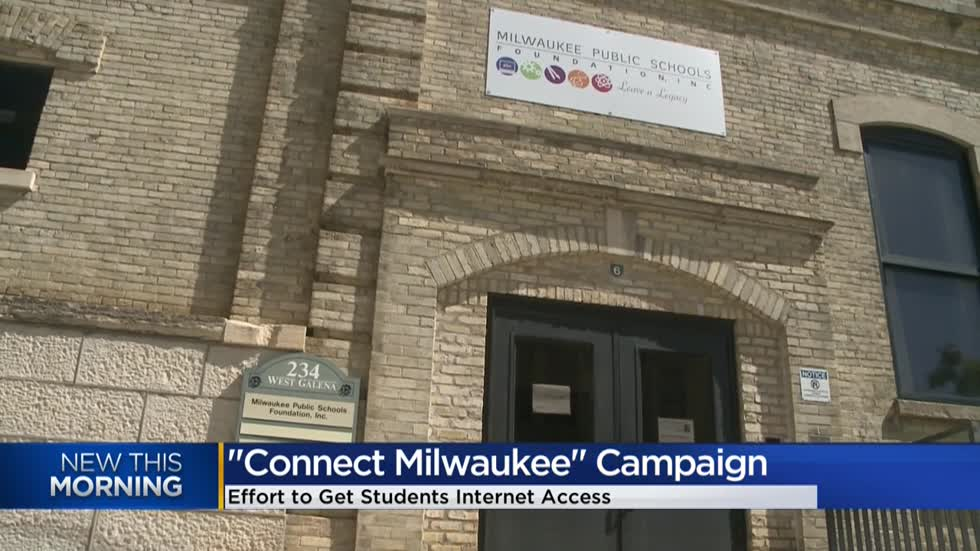 MPS Foundation launching new effort to help give reliable internet access to students