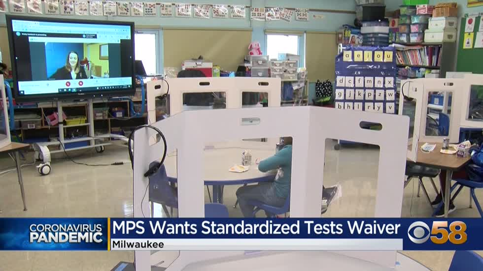 MPS requests standardized test waiver amid pandemic