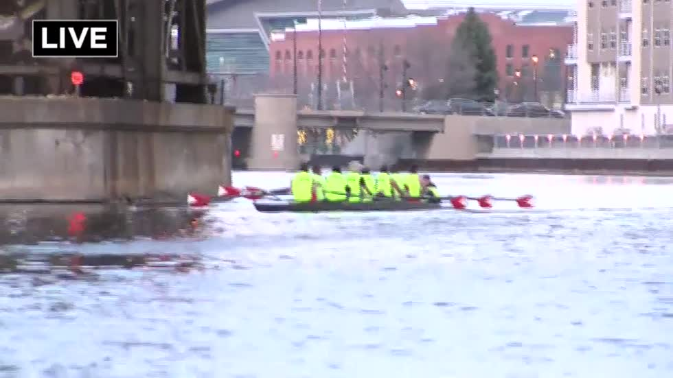 High-Rated MSOE's Rowing Team sails through many challenges