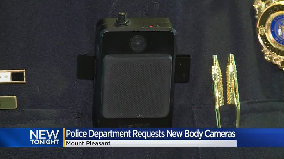 Mount Pleasant police proposing new bodycams following Tyrese West decision