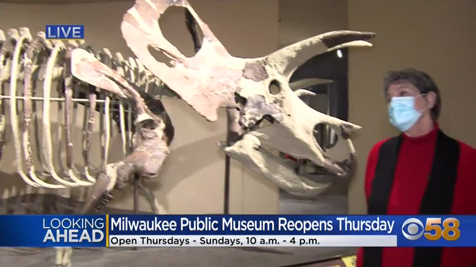 Month of March & Milwaukee museums go hand in hand as many reopen...
