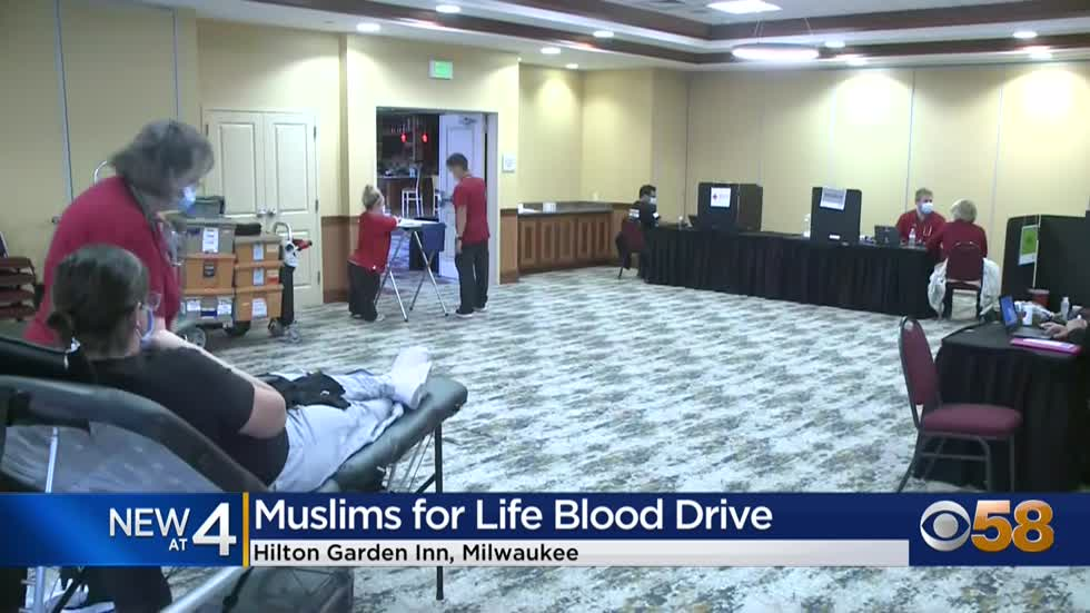 Ahmadiyya Muslim Community holds blood drive in commemoration of 9/11 victims