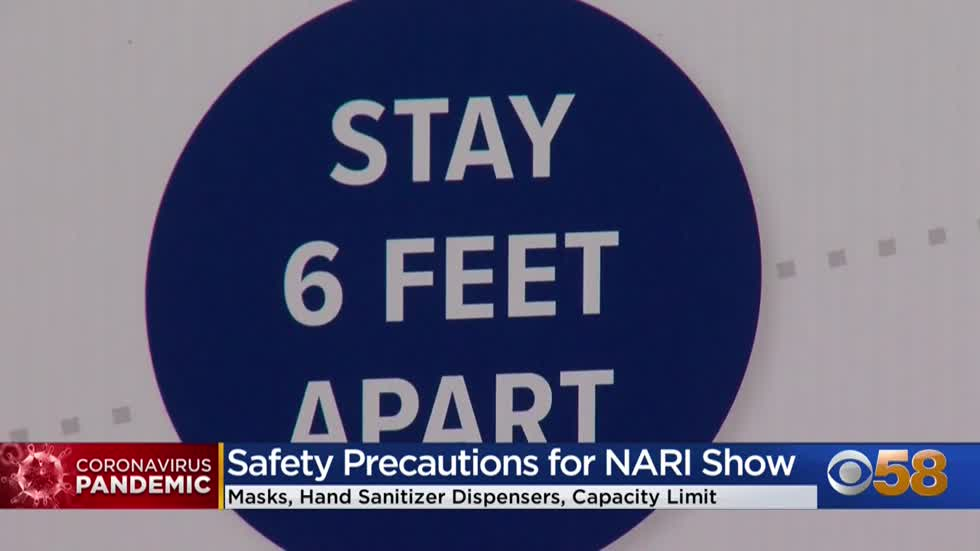 NARI Home and Remodeling show takes extra precautions for annual event