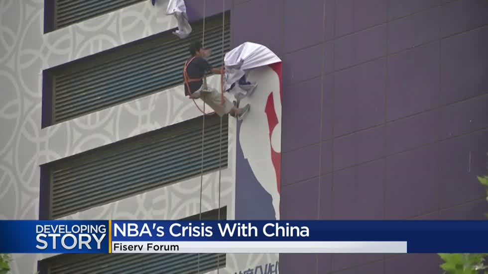 NBA-China rift grows, experts say there is no end in sight