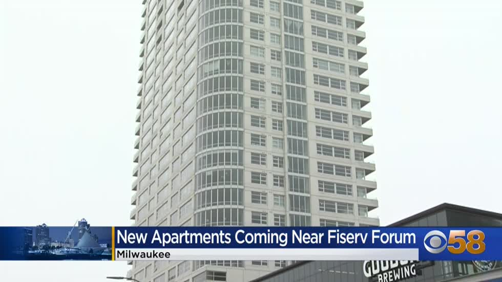 High-end apartments announced in Milwaukee's Deer District