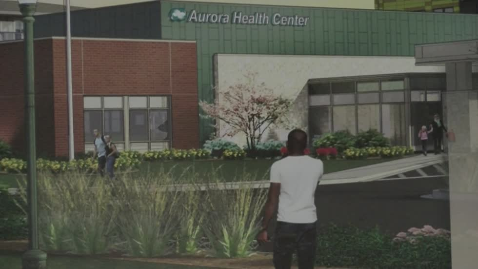 New Aurora Clinic coming to West Allis