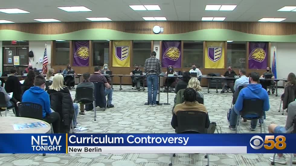 New Berlin school board member accused of making racially charged...