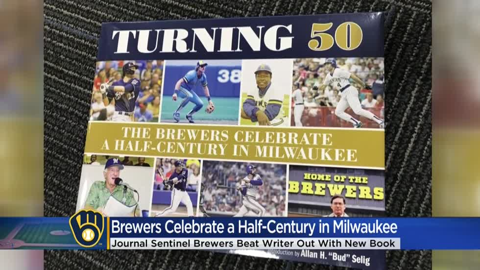 New book explores last 50 years of Milwaukee Brewers