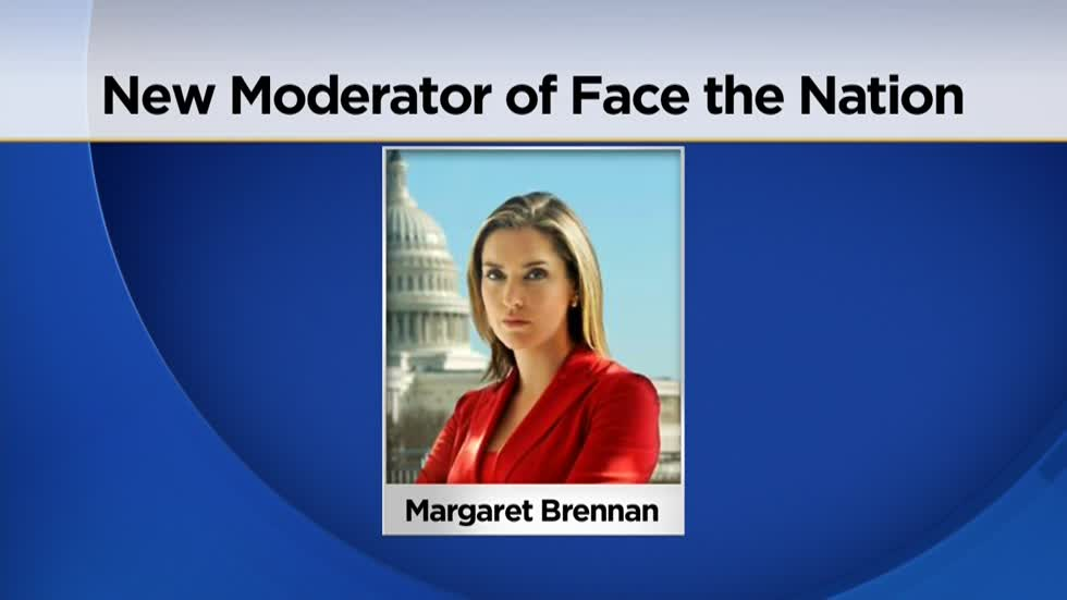 CBS News names Margaret Brennan moderator of Face The Nation