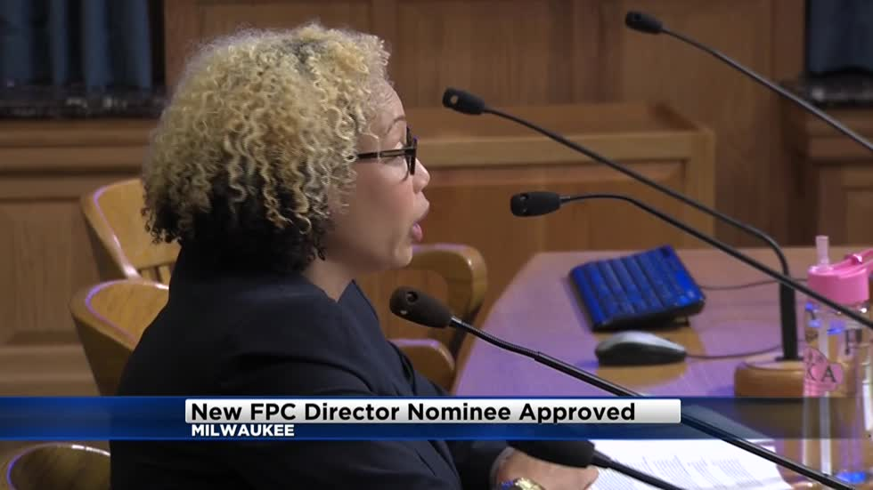 New Fire and Police Commission Director nominee approved