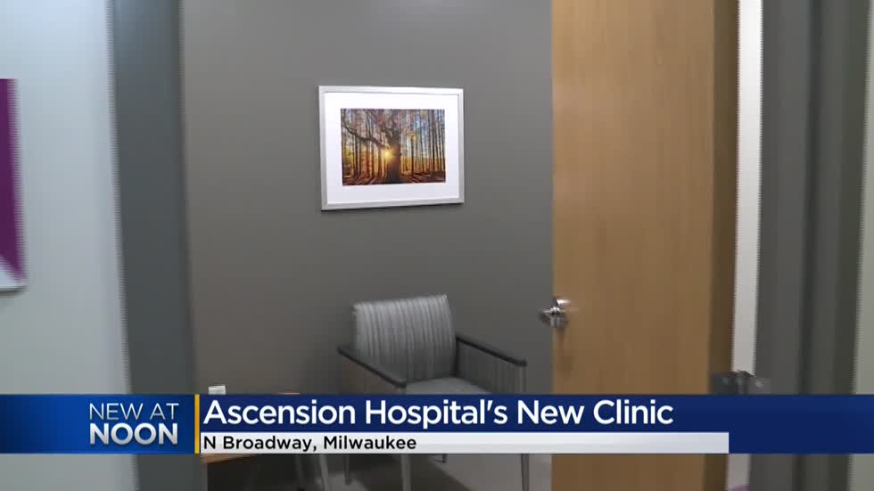 Ascension Hospital's new clinic to open in Milwaukee's Third Ward