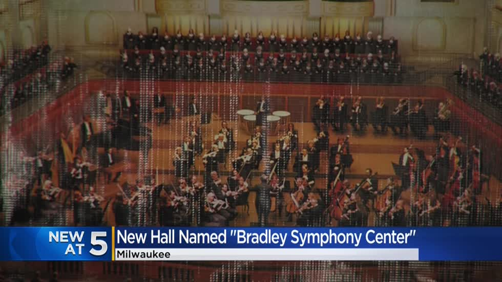 Future home of MSO to be named Bradley Symphony Center